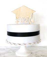Graduation 2020 Cake Topper