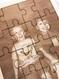 Keepsake Engraved Wood Puzzle Photo