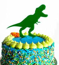 T-Rex Cake Topper