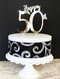 Happy 50th Cake Topper