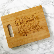 It's the most wonderful time of the year Cutting Board