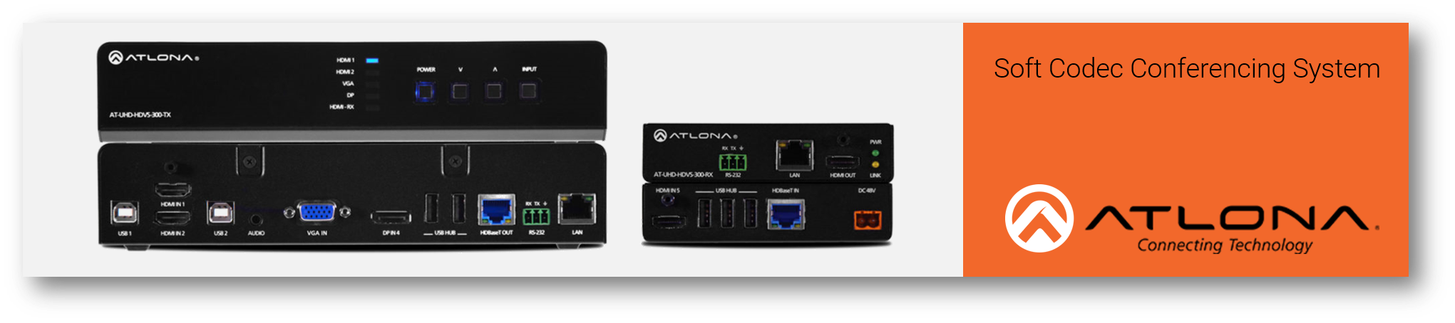 Atlona Softcodec Conferencing System
