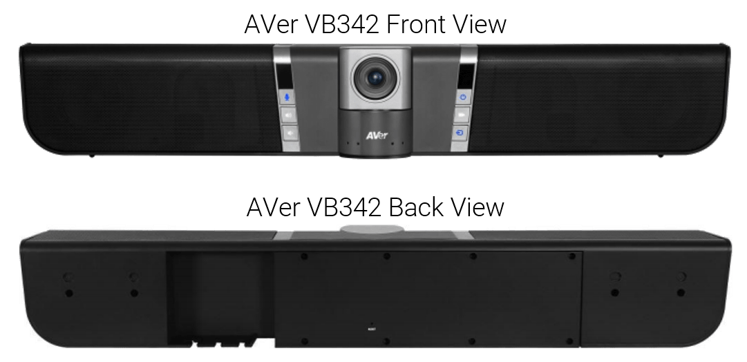 The NEW AVer VB342 All-in-One