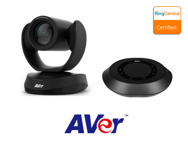 RingCentral Camera and Audio AVer VC520 Pro2
