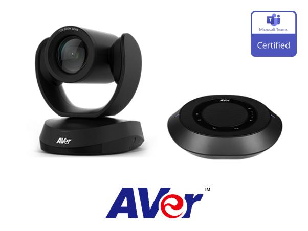 Microsoft Teams Camera and Audio AVer VC520 Pro2