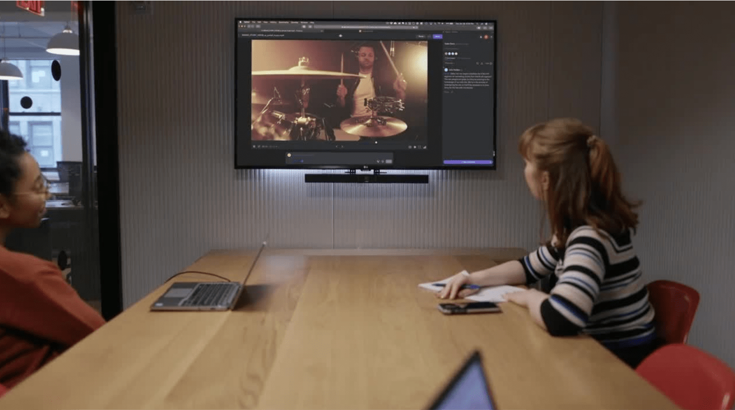 Bose Videobar VB1 All-in-One Video Soundbar for Zoom, Microsoft Teams and Google Meets