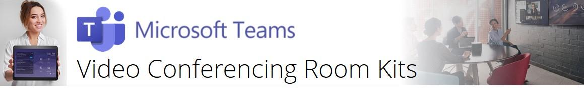 Microsoft Teams Video Conferencing Room Kits from VideoConferenceGear.com