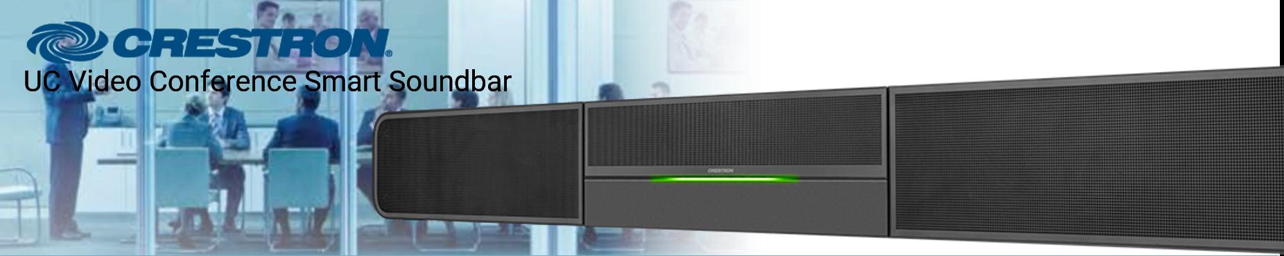 Crestron UC-SB1 Video Conferencing Audio