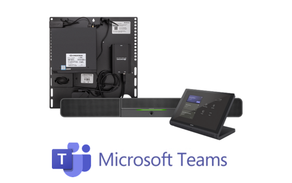 Crestron Flex UC-B30-T system for Microsoft Teams