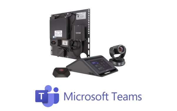 Crestron Flex Tabletop Large Room Video Conference System for Microsoft Teams® Rooms