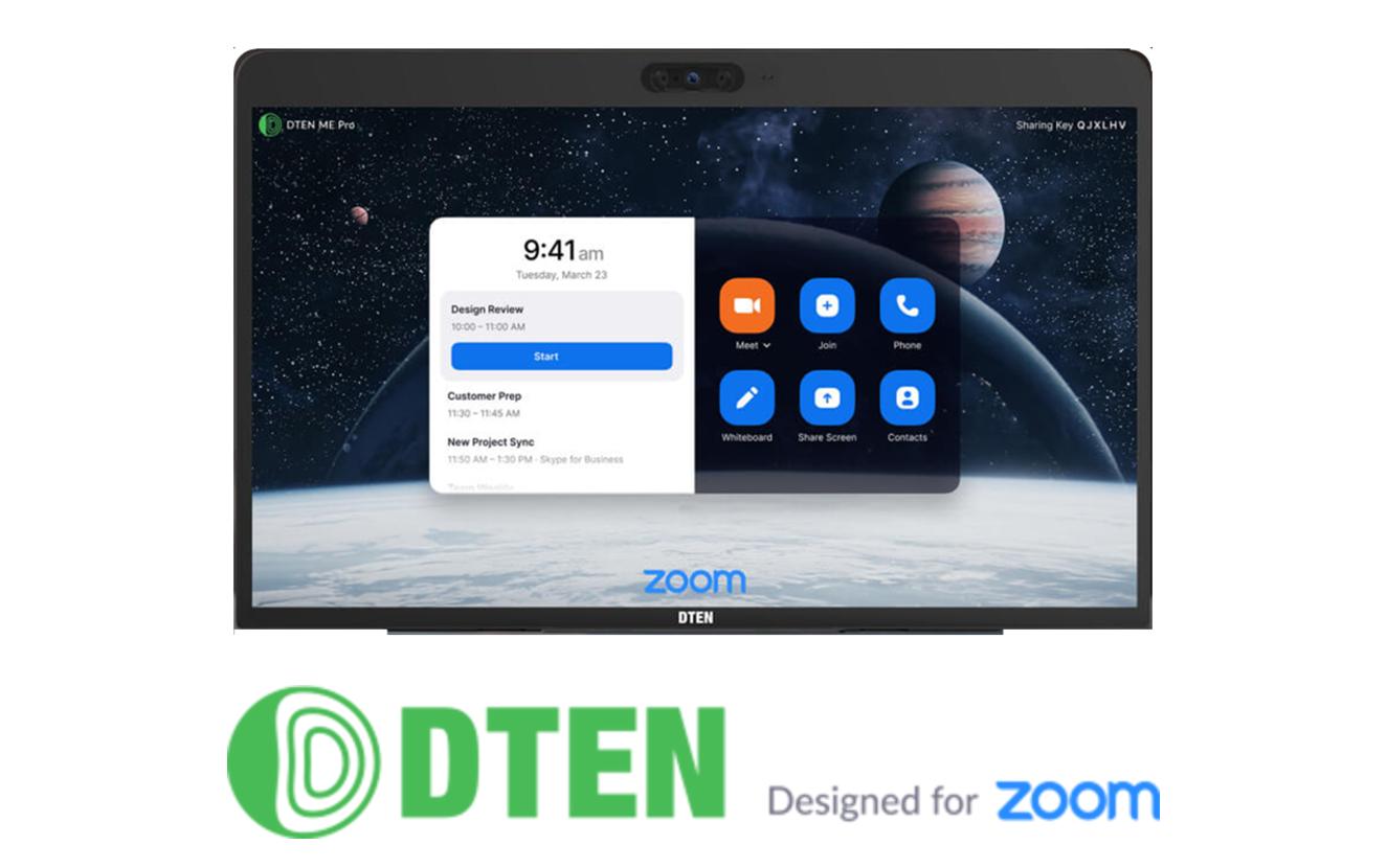 DTEN ME Pro 27 Zoom Rooms Display