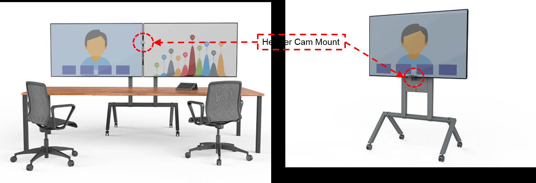 Heckler Design Camera Mount