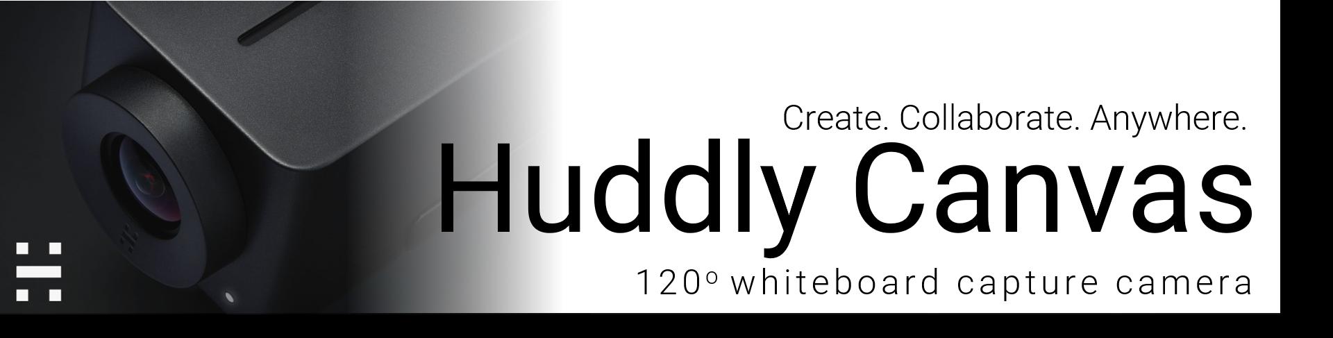 Huddly Canvas Whiteboard Capture Camera