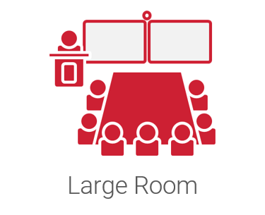 Large Room and Classroom 8x8 Spaces Video Conferencing Room Kits from VideoConferenceGear.com