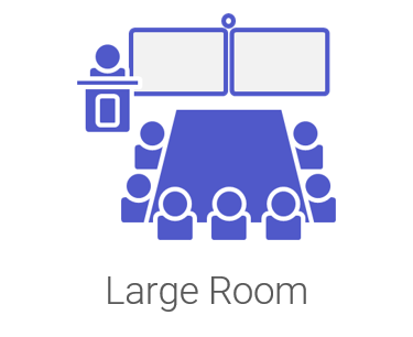 Large Room and Classroom Microsoft Teams Video Conferencing Room Kits from VideoConferenceGear.com