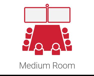 Medium Room 8x8 Spaces Video Conferencing Kits fron VideoConferenceGear.com