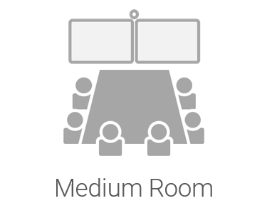 Medium Conference and Meeting Room RingCentral Rooms Video Conferencing Room Kits VideoConferenceGear.com
