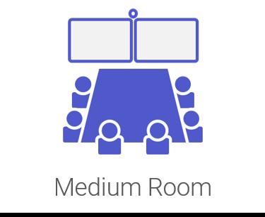 Medium Room Microsoft Teams Video Conferencing Kits fron VideoConferenceGear.com