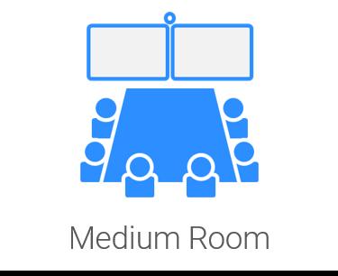 Medium Room Zoom Rooms Video Conferencing Kits fron VideoConferenceGear.com