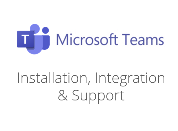 Microsoft Teams Installation Services