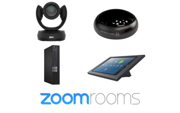 Zoom Rooms Kit by VCGear.com