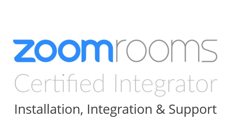 Zoom Rooms Installation Services from VCGear.com