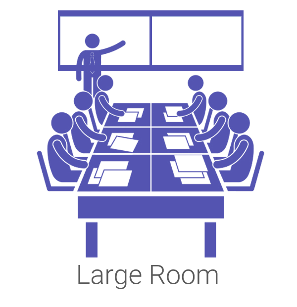Large Conference Room and Classroom Microsoft Teams Video Conferencing Room Kits from VideoConferenceGear.com
