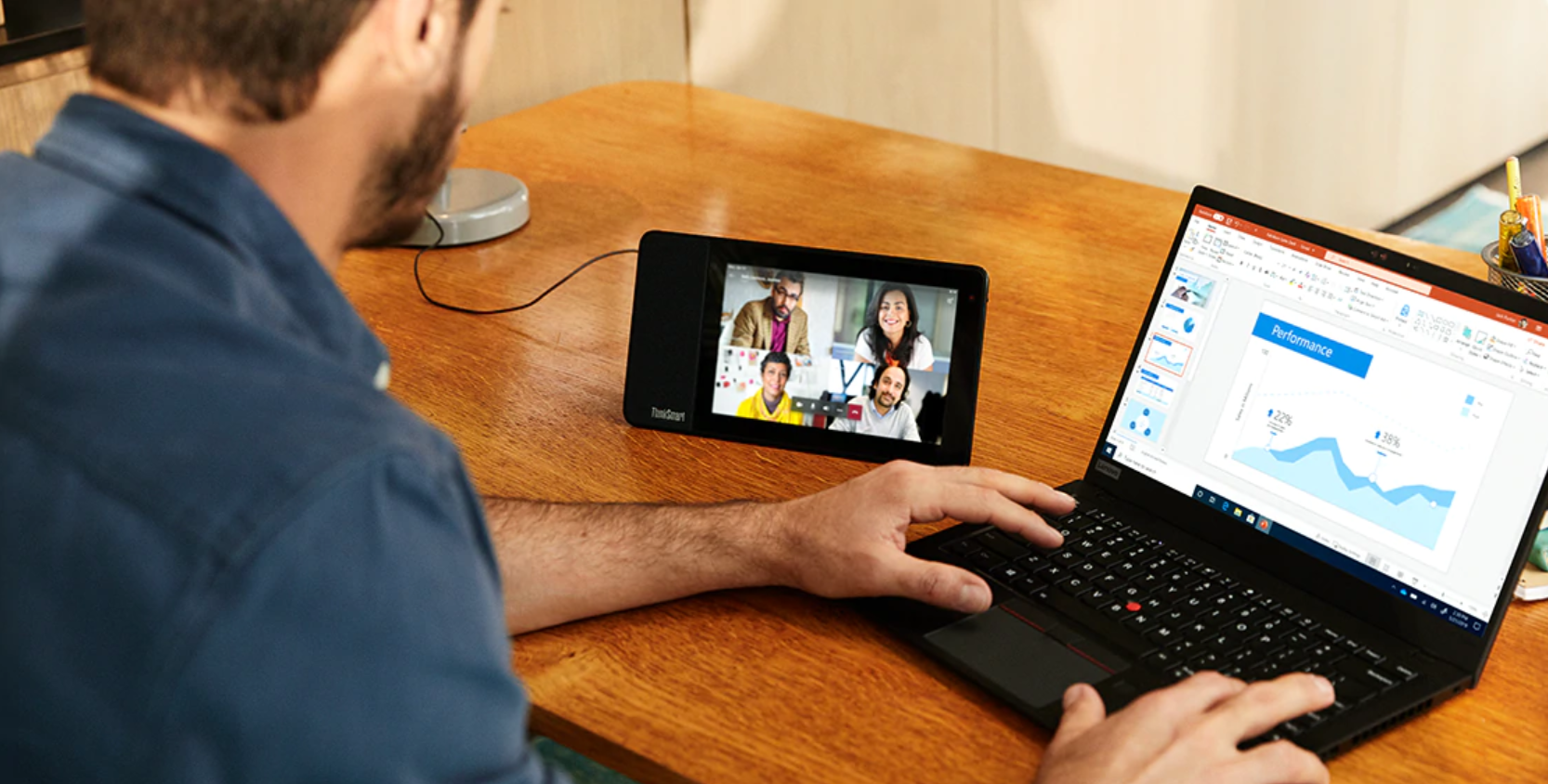 Lenovo ThinkSmart View for Microsoft Teams
