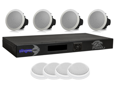 Large Room Audio from VCGear.com