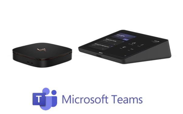 Logitech Tap for Microsoft Teams for Business Kit