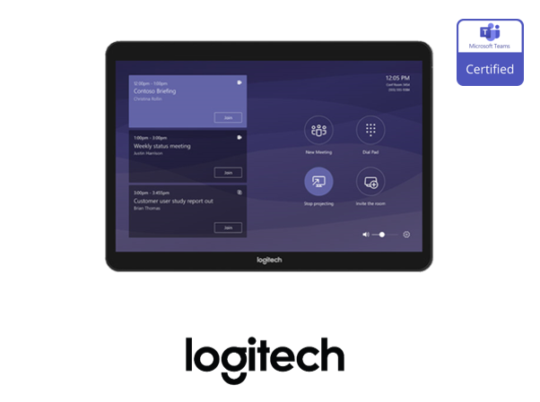 Logitech Tap for Microsoft Teams for Business Kits