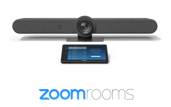 Logitech Zoom Rooms Kit with Rally Bar