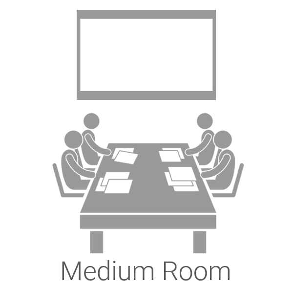 Conference and Meeting Room 8x8 Spaces Video Conferencing Room Kits VideoConferenceGear.com