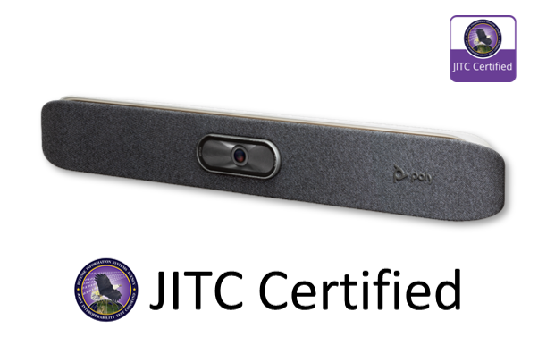 Poly Studio X30 JITC Certified for US Governement Use