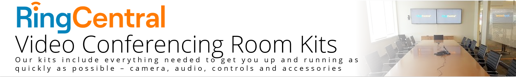 Video Conferencing Room Kits