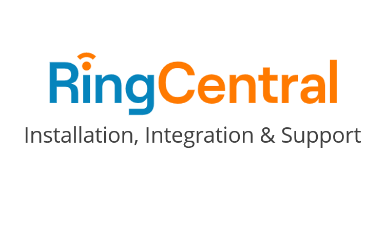 RingCentral Rooms Installation Services