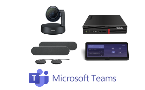 Logitech Tap for Microsoft Teams Kit