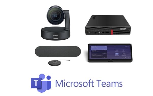 Logitech Tap for Microsoft Teams Kit