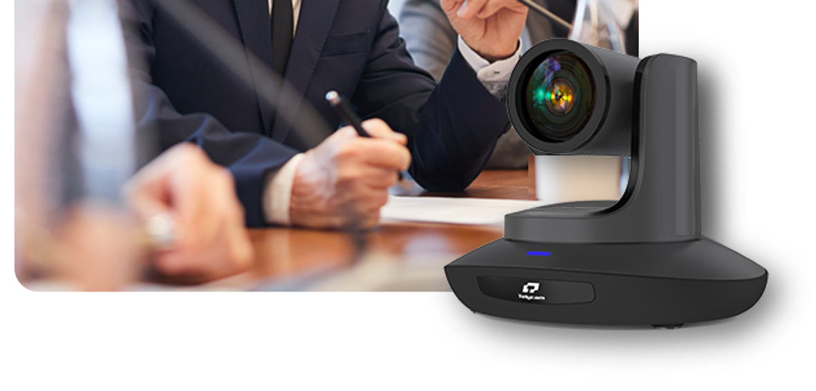 TelyCam TLC-300-IP-5-4K Video Conferencing Camera from VCGear.com
