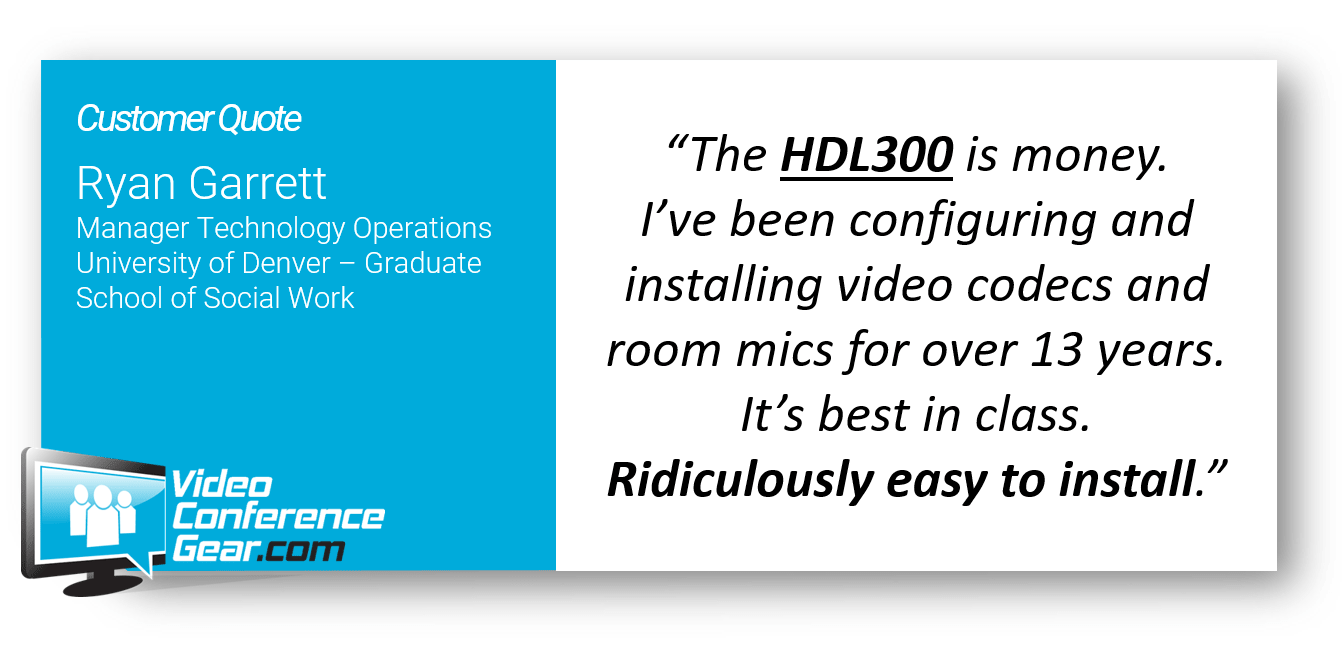 The HDL300 Is Money
