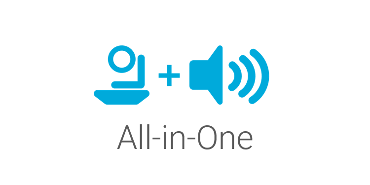 Video Conference All-in-One Video Soundbar