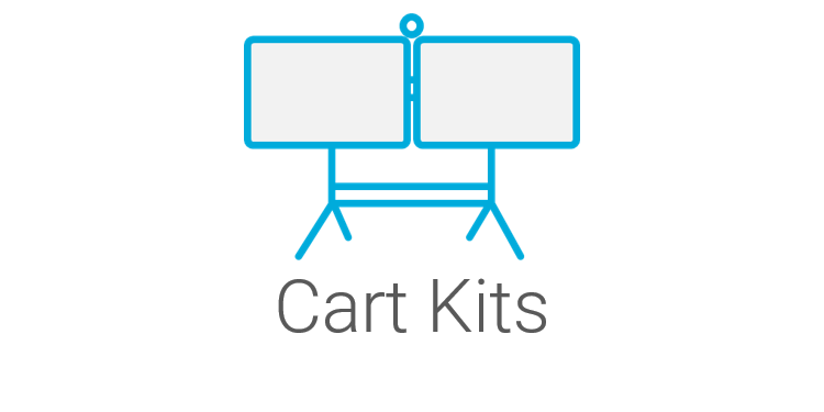 see our Zoom Rooms cart kits