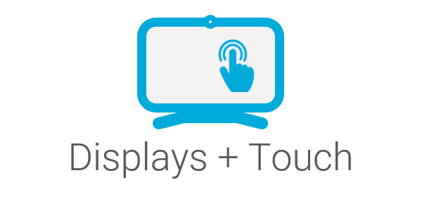 Video Conference Touch Display Solution