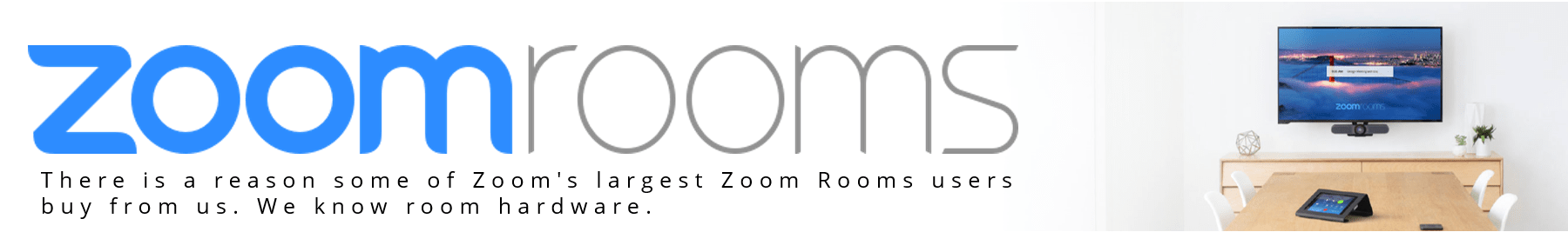 Crestron Zoom Rooms Kit available