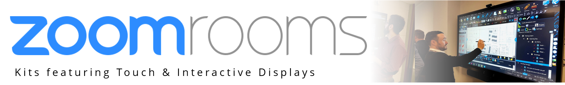 Zoom Rooms Touch from VCGear.com