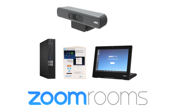 Zoom Rooms Kit from Video Conference Gear