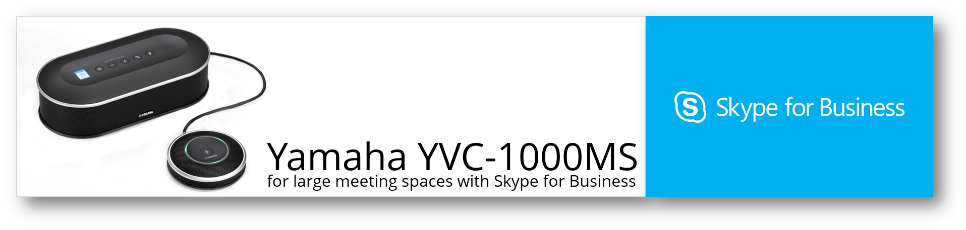 Yamaha YVC 1000MS