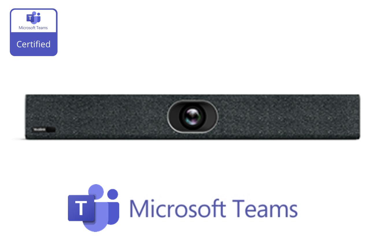 Yealink MeetingBar A20 Certified Microsoft Teams Solution