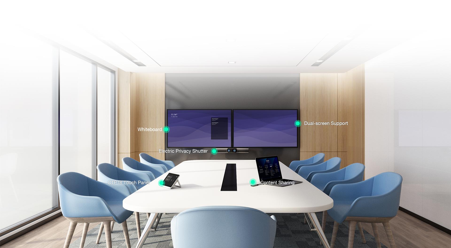 Yealink MeetingBar A20 for Microsoft Teams Kit