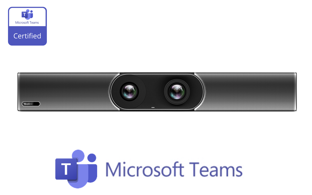 Yealink MeetingBar A30 Certified Microsoft Teams Solution